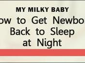 Your Baby Won't Back Sleep After Night Feeding? This Solutions…