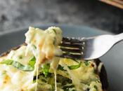 Lasagna Stuffed Portobello Mushrooms (Freezer Oven)