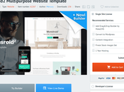WordPress Themes HTML Templates Features Compared Monstroid2