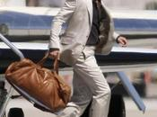Rusty's White Silver Suit Ocean's Thirteen