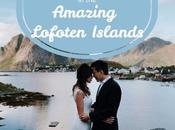 Pre-Wedding Shoot Amazing Lofoten Islands