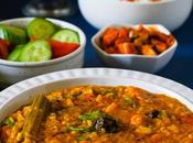Make Sambhar Sadam, Rice Recipe