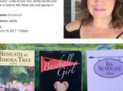 Upcoming Book Talks Signings