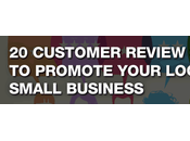 Customer Review Sites Promote Your Local Small Business