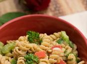 Free Vegan Pasta Salad