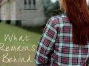 What Remains Behind Dorothy Fowler #20booksofsummer