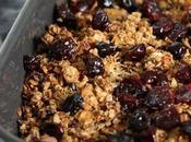 Organic Cherry Granola Recipe with Wake