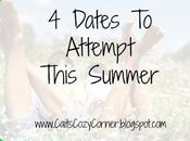 Dates Attempt This Summer