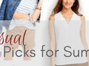 Super Casual Shopping Picks Summer Style