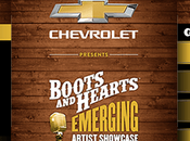 Enter Now: Boots Hearts 2017 Emerging Artist Showcase