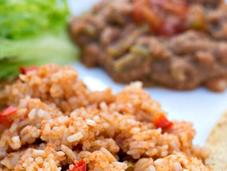 Instant Spanish Rice