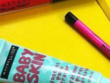 "Rapid Reviews: Maybelline Master Precise Skinny Pencil, Baby Skin Pore Eraser, Gloss ""Neon Carnival."""