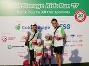Celebrating Cold Storage Kids Run's 10th Anniversary