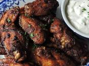 Spicy Chicken Wings Blue Cheese Dressing