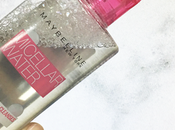 Maybelline Micelar Water Review