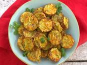 Zucchini Tots with Jalapeno, Cheddar Bacon #DairyMonth