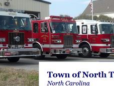 FIREFIGHTER II/EMT-B Town North Topsail Beach Fire Dept (NC)