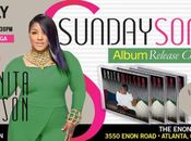 Anita Wilson Sunday Song Album Release Concert Going Down Atlanta