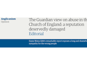 """Guardian Abuse Church England Peter Ball Case: Reputation Deservedly Damaged"""""""