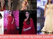 Designer Maternity Wear Indian Celeb Moms Giving Style Goals