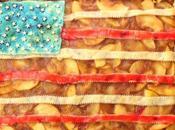All-American Apple Slab #July4Recipes