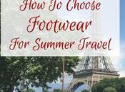 Footwear Summer Travel Tips Picks
