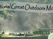 #NationalGreatOutdoorsMonth #June