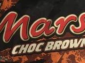 Today's Review: Mars Choc Brownie