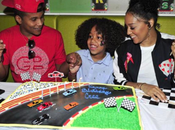 Mowry Gives Cree Themed Birthday Party