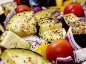 Recipe|| Roasted Turkey Meatball Salad