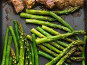 Make Ahead Hoisin Ginger Steak, Asparagus & Green Beans