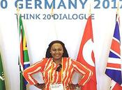 Chiedza Kambasha Becomes Zimbabwe's Young Global Changer
