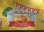 Today's Review: Kipling Strawberry Cheesecake Whirls