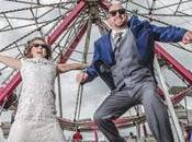 Garden Party Wedding with Dinosaur-themed Twist