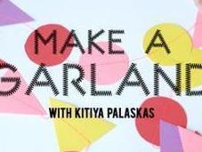 Make Garland with Kitiya Palaskas