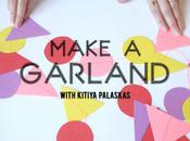 Make Garland with Kitiya Palaskas