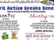 Guest Post: Modified Dolls Fundraiser Autism Speaks