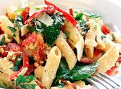 Peppers Pasta Salad