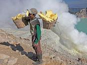 Deceptive Beauty Indonesia's Deadly Acid Volcano