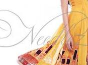 Latest Summer Party Wear Collection 2012 Needlez Shalimar