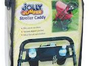 Jolly Jumper Stroller Caddy Review