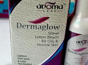 Aroma Leaf Dermaglow Shiner Lotion Bleach Review