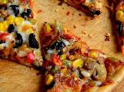Pizza Recipe, Make Vegetable