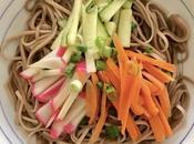 Make This: Cold Soba Noodle Salad