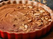 No-bake Chocolate Mousse Tart (Gluten Free)