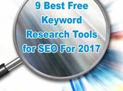 Best Free Keyword Research Tools 2017