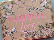 Faced Natural Love Eyeshadow Palette Review Swatches