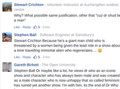 Sampling Internet Comments: Jodie Whittaker's Doctor Casting Polarizing Expected