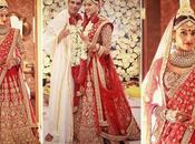 Celebrities Gave Flawless Wedding Wear Inspiration