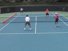 Doubles Tennis, Don't Burn Your Partner